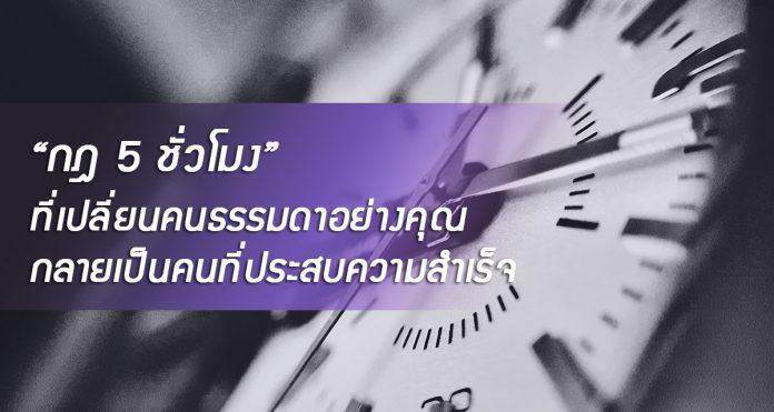 นาฬิกาบอกเวลา